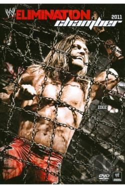 WWE: Elimination Chamber 2011 DVD Cover Art