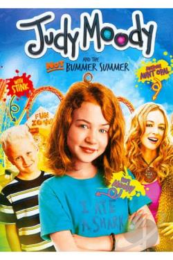 Judy Moody and the NOT Bummer Summer DVD Cover Art