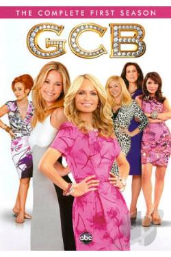 GCB - The Complete First Season DVD Cover Art
