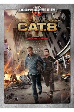 Cat. 8 DVD Cover Art