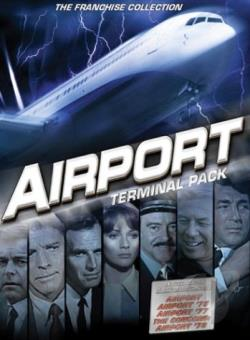 Airport Terminal Pack DVD Cover Art