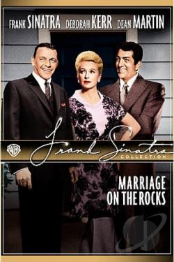 Marriage On The Rocks DVD Cover Art