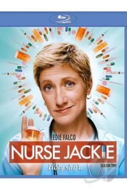 Nurse Jackie: Season 2 BRAY Cover Art