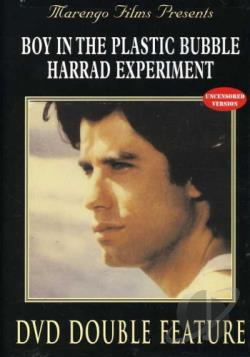 Boy in the Plastic Bubble, The/ The Harrad Experiment DVD Cover Art