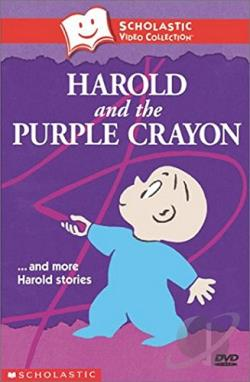 Harold And The Purple Crayon...And More Harold Stories DVD Cover Art