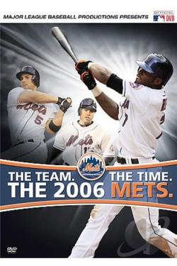 Team, The Time, The 2006 Mets DVD Cover Art