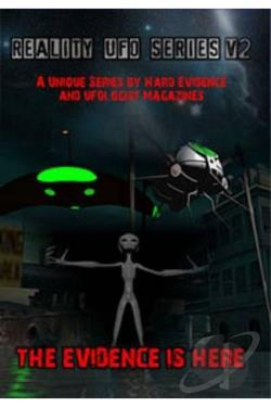 Reality UFO Series - V2 DVD Cover Art