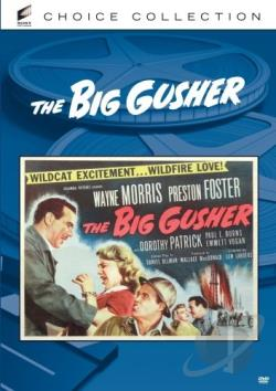 Big Gusher DVD Cover Art