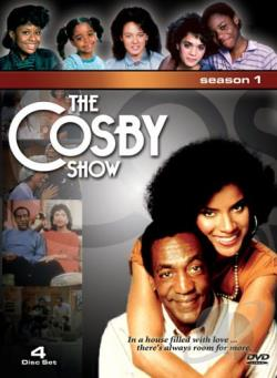 Cosby Show - The Complete First Season DVD Cover Art