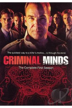 Criminal Minds - The Complete First Season DVD Cover Art