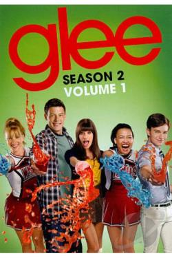 Glee - Second Season: Vol. 1 DVD Cover Art