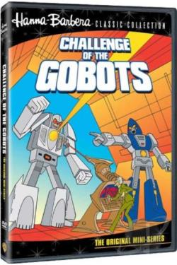 Hanna-Barbera Classic Collection: Challenge of the Gobots - The Original Mini-series DVD Cover Art