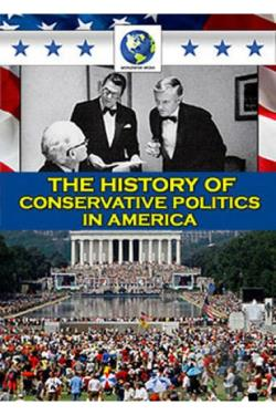 History of Conservative Politics in America DVD Cover Art