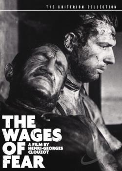 Wages of Fear DVD Cover Art