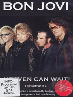 Bon Jovi - Heaven Can Wait DVD Cover Art