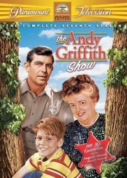 Andy Griffith Show - The Complete Seventh Season DVD Cover Art