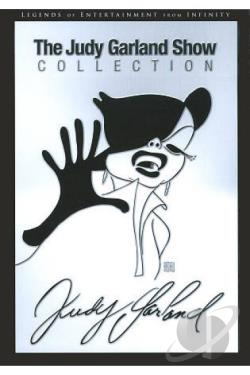 Judy Garland Show Collection DVD Cover Art