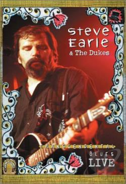 Steve Earle - Transcendental Blues DVD Cover Art