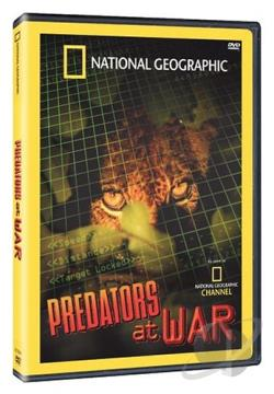 Predators at War DVD Cover Art