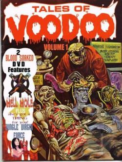 Tales Of Voodoo - Volume 1: Hell Hole/Jungle Virgin Force DVD Cover Art