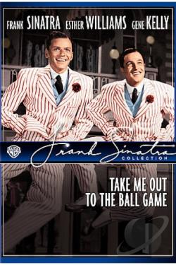Take Me Out to the Ball Game DVD Cover Art