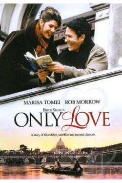 Only Love DVD Cover Art