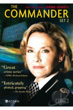 Commander: Set 2 DVD Cover Art