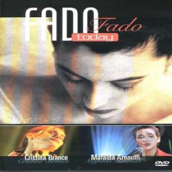 Fado Today: Mafalda Arnauth - Christina Branco DVD Cover Art