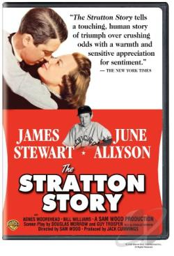 Stratton Story DVD Cover Art