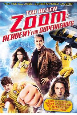 Zoom DVD Cover Art