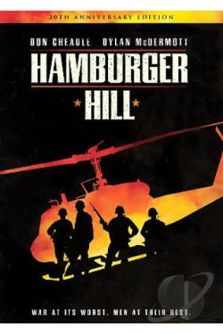 Hamburger Hill DVD Cover Art