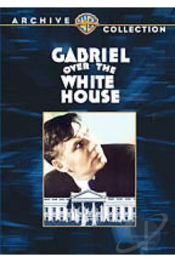 Gabriel Over the White House DVD Cover Art