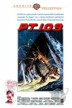 PT 109 DVD Cover Art