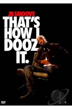JB Smoove: That's How I Dooz It DVD Cover Art