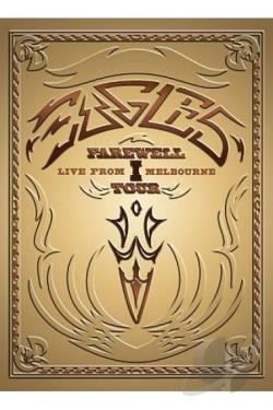 Eagles - Farewell I Tour: Live From Melbourne BRAY Cover Art