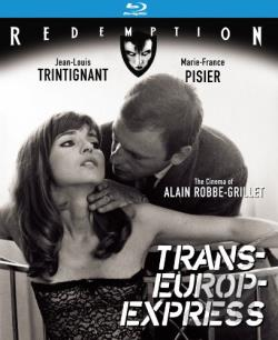 Trans-Europ-Express BRAY Cover Art