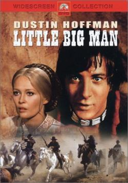 Little Big Man DVD Cover Art