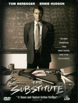 Substitute DVD Cover Art