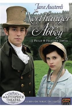 Northanger Abbey DVD Cover Art