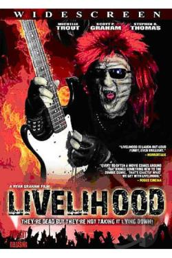 Live Hood DVD Cover Art