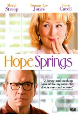 Hope Springs DVD Cover Art
