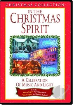 In The Christmas Spirit DVD Cover Art