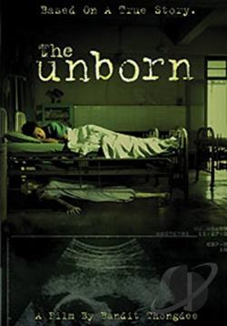 Unborn DVD Cover Art