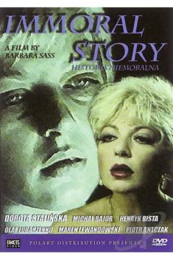 Immoral Story DVD Cover Art