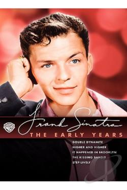 Frank Sinatra: The Early Years Collection DVD Cover Art