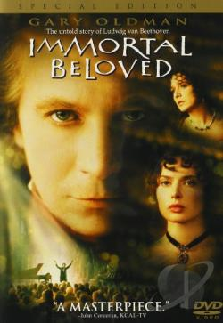 Immortal Beloved DVD Cover Art