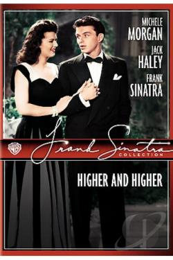 Higher And Higher DVD Cover Art