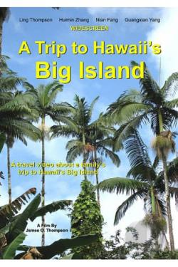 Trip To Hawaii's Big Island, A DVD Cover Art