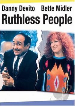 Ruthless People DVD Cover Art