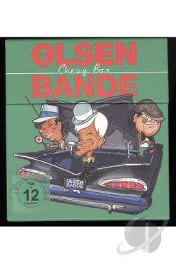 Olsen Bande: Chevy Box DVD Cover Art